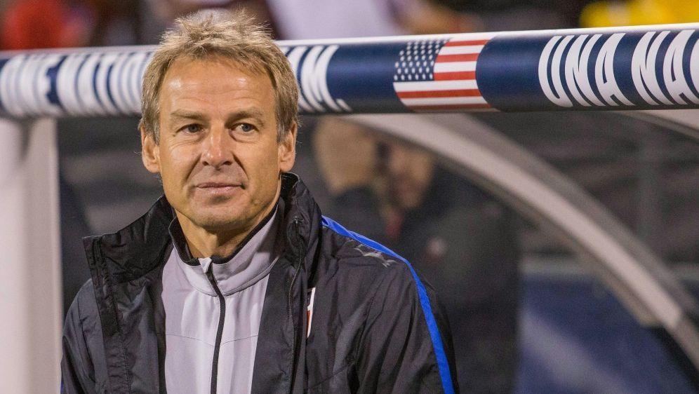 Kritisiert VFB-Umgang mit Buchwald: Jürgen Klinsmann - Bildquelle: PIXATHLONPIXATHLONSID
