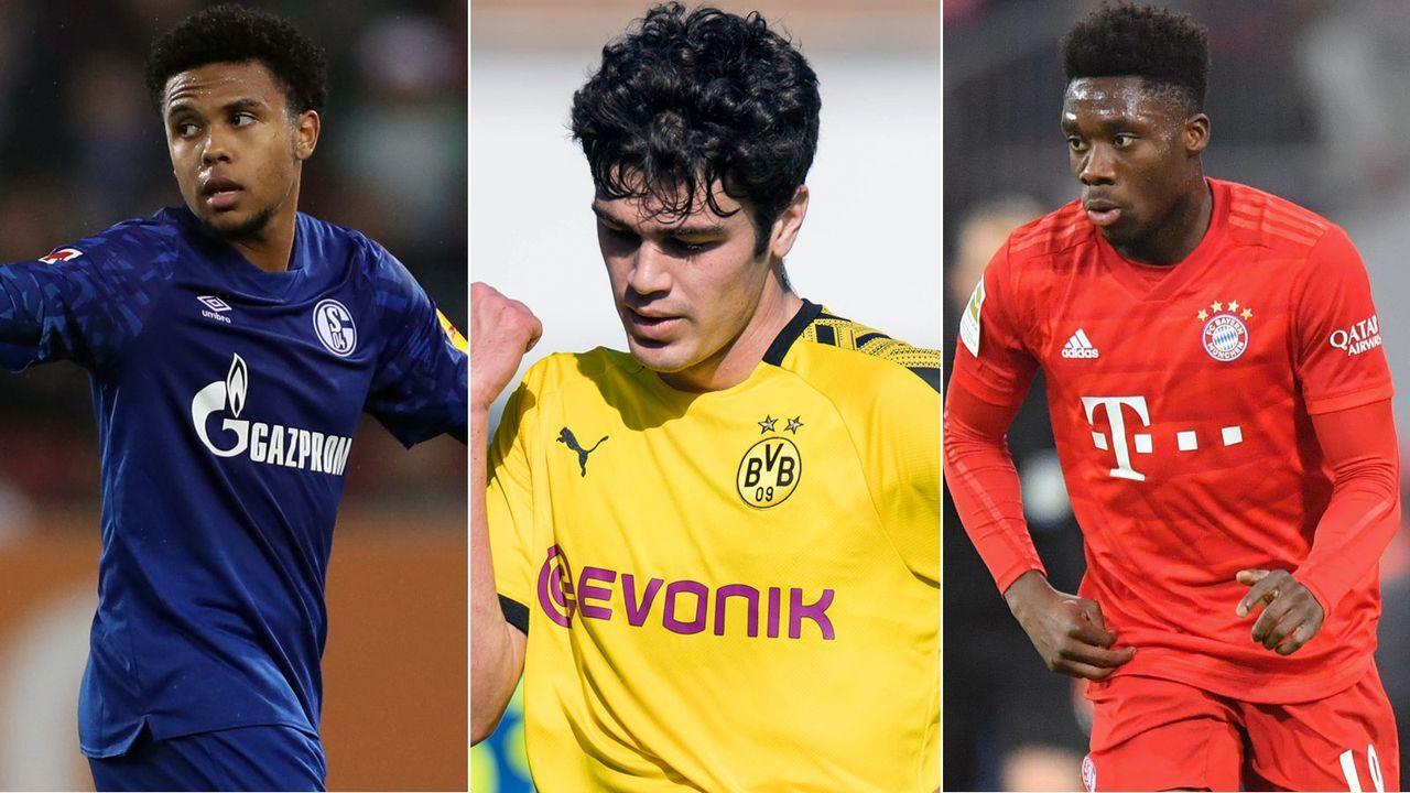 Reyna und Co.: Die Amerika-Talente erobern die Bundesliga - Bildquelle: Getty Images/Imago