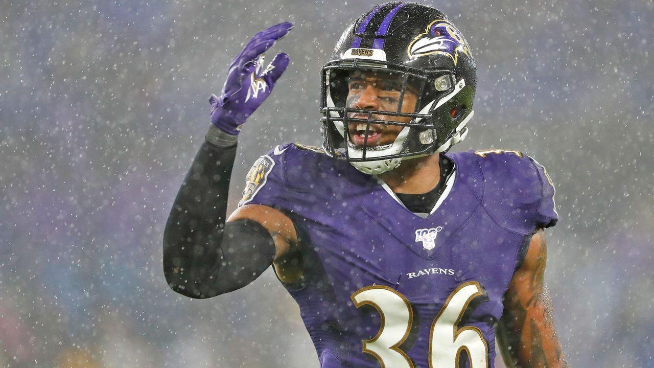 Chuck Clark (Baltimore Ravens)  - Bildquelle: getty
