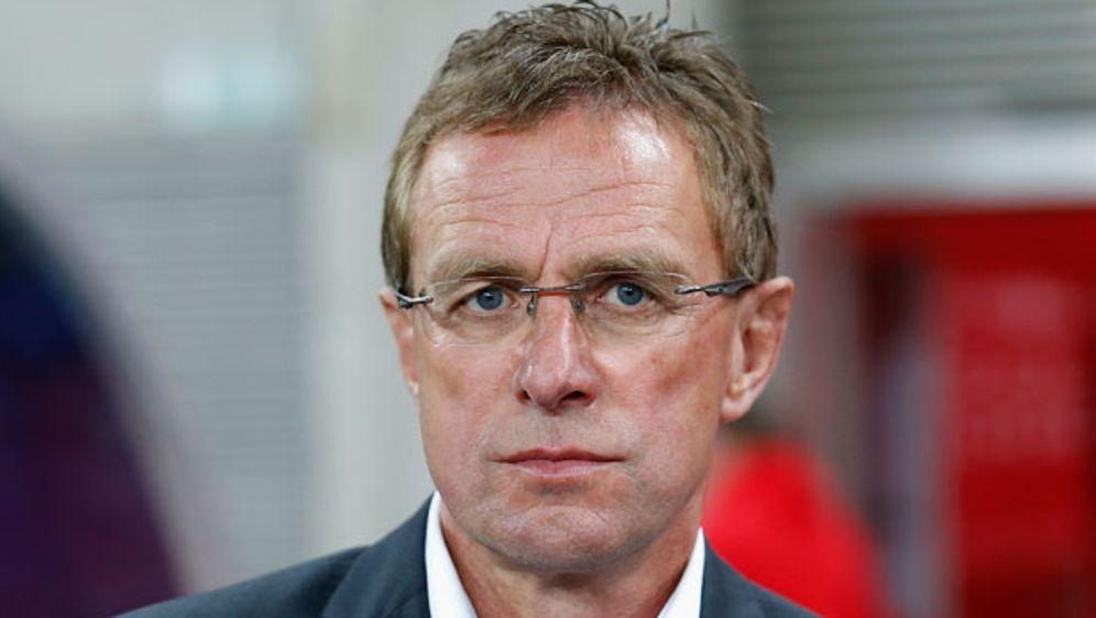 Ralf Rangnick ist sich sicher: RB Leipzig kann im Bezug auf Auswärts-Fans mi... - Bildquelle: 2014 Getty Images