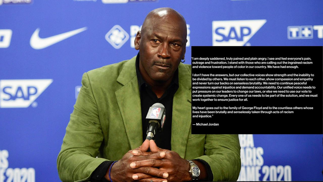 Michael Jordan - Bildquelle: imago images/PanoramiC