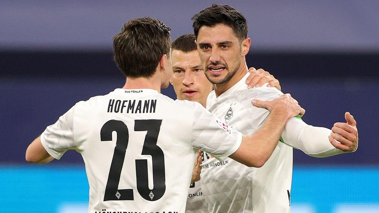 Borussia Mönchengladbach - Bildquelle: 2021 Getty Images