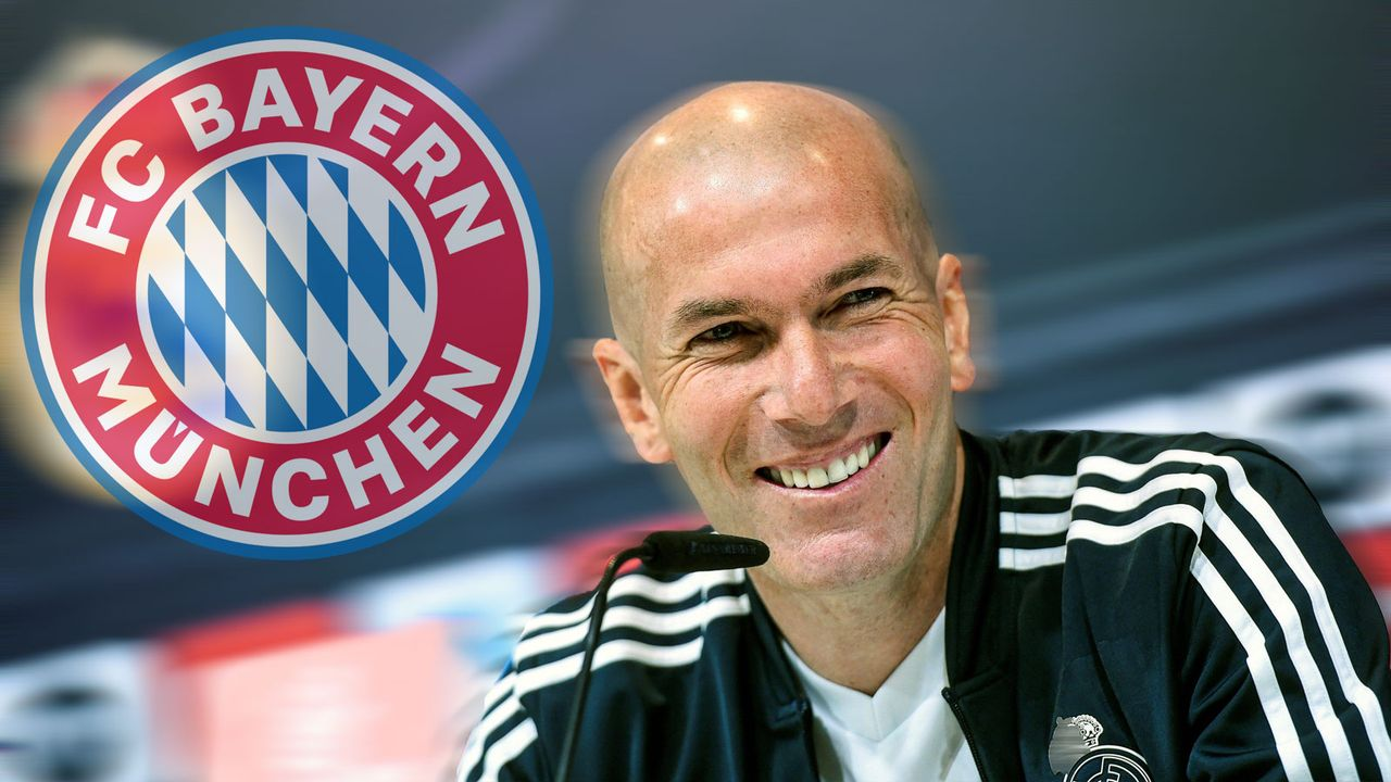 5. These: Zidane fliegt bei Real und übernimmt den FC Bayern - Bildquelle: imago images / Agencia EFE