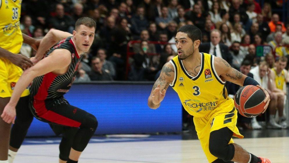 Die EuroLeague will Saison weiterhin zu Ende spielen - Bildquelle: PIXATHLONPIXATHLONSID