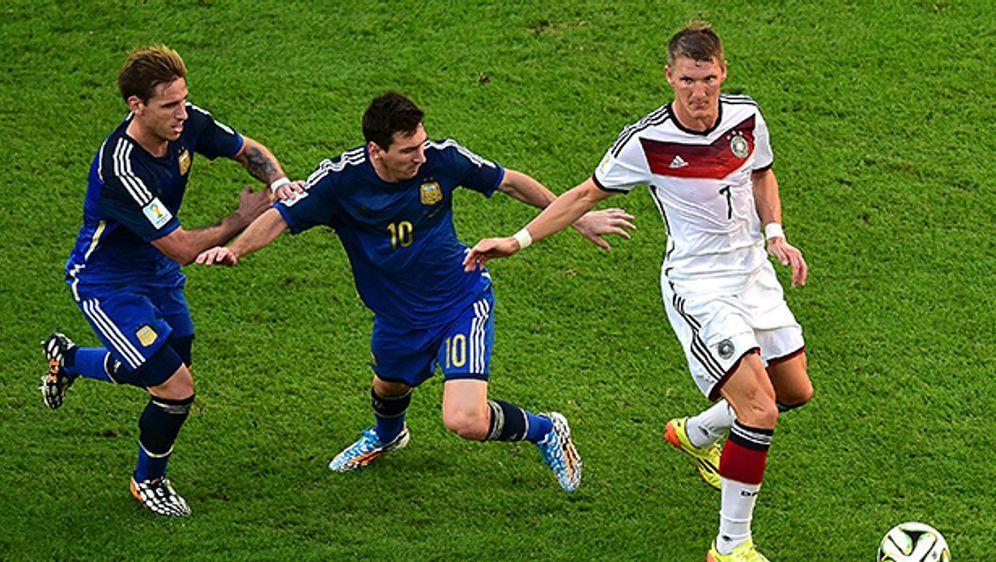 Wm Finale Schweinsteiger Besser Als Messi Und Mascherano