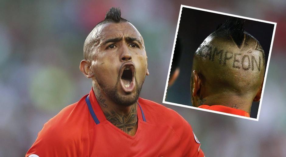Arturo Vidal - Bildquelle: imago sportfotodienst, instagram.com/kingarturo23oficial