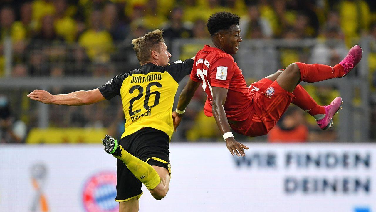 7 steile Thesen zum Start der Champions-League-Saison 2019/20 - Bildquelle: getty