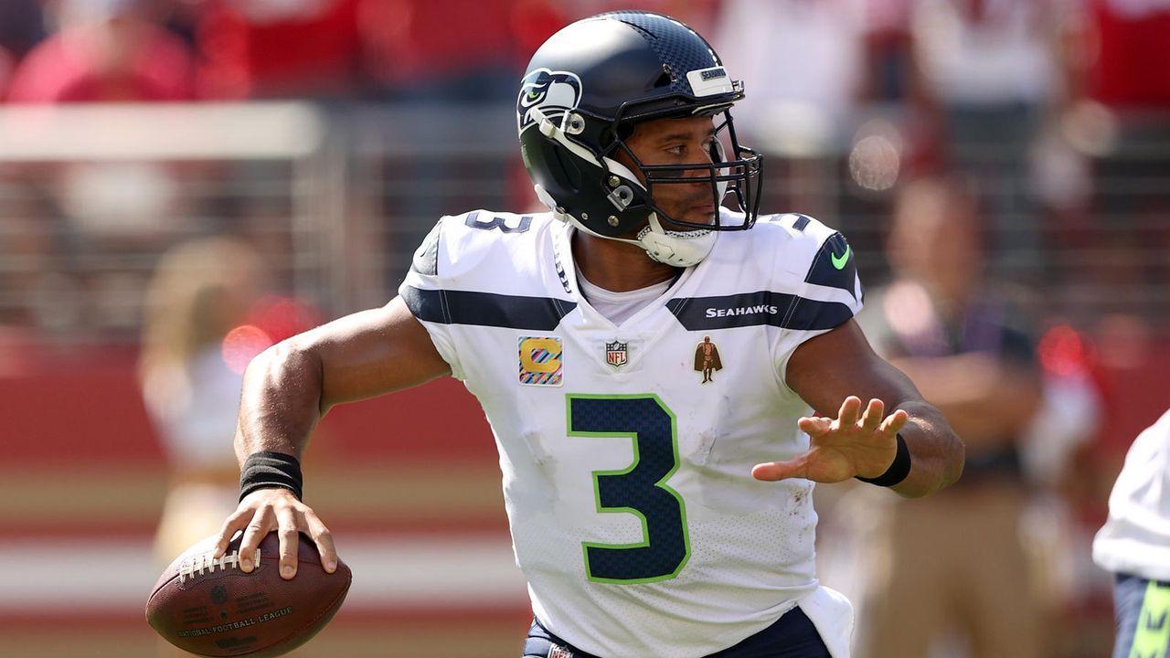 Die Seattle Seahawks sind zu inkonstant - Bildquelle: 2021 Getty Images