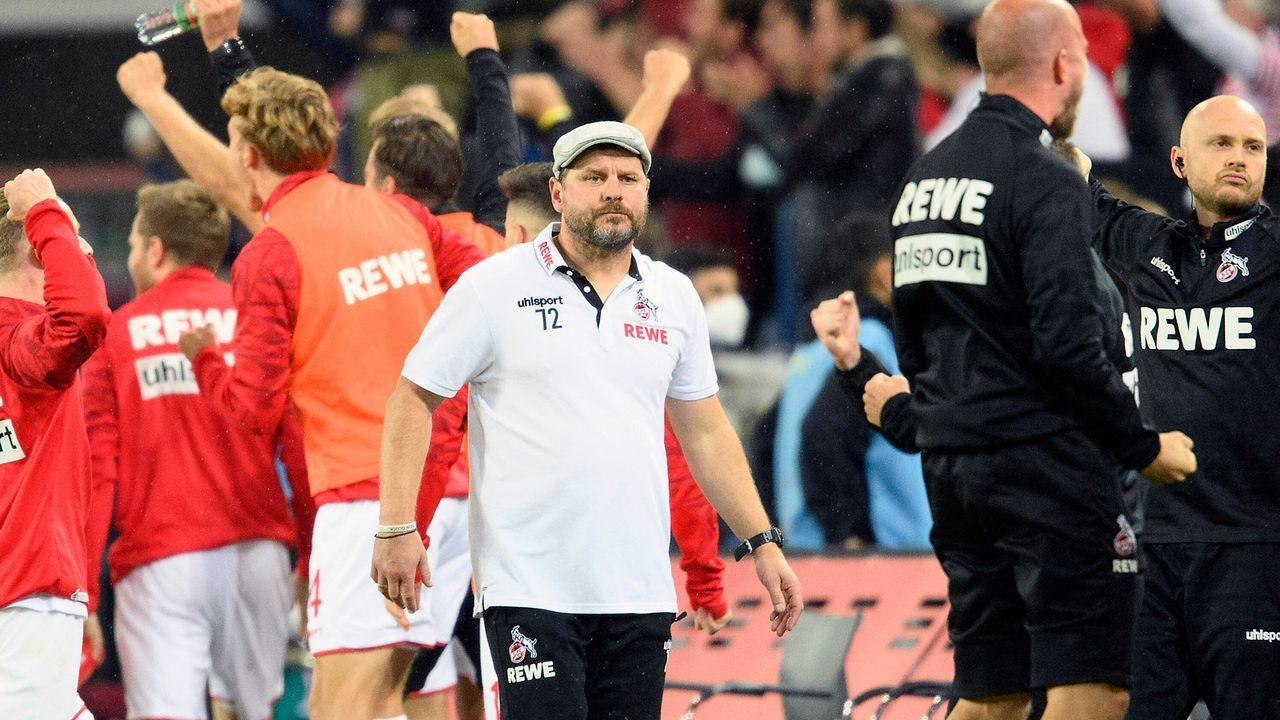 1. FC Köln: Dank Baumgart mehr als nur der Klassenerhalt? - Bildquelle: imago images/Sven Simon