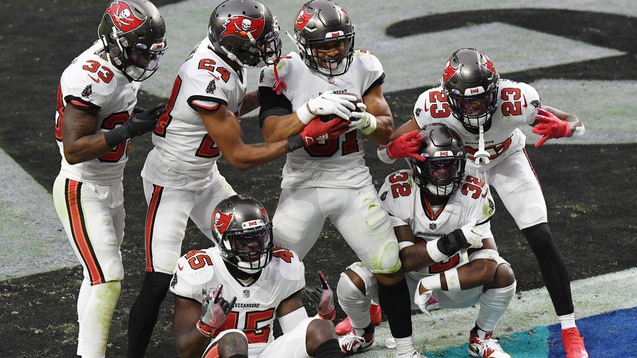 Platz 2: Tampa Bay Buccaneers - Bildquelle: 2020 Getty Images