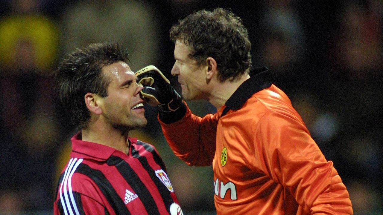 Saison 2001/02 - Bildquelle: imago images/Chai v.d. Laage