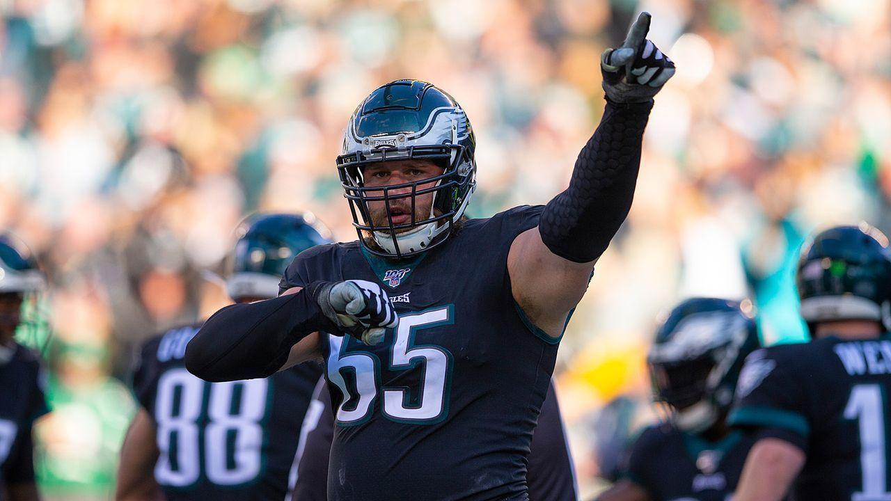 Lane Johnson (Philadelphia Eagles) - Bildquelle: Getty Images
