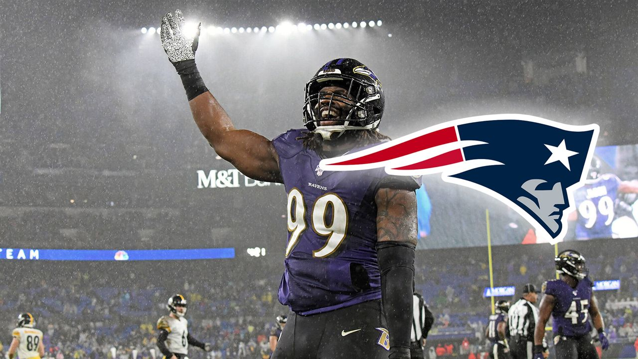 Platz 3: New England Patriots - Bildquelle: Imago Images