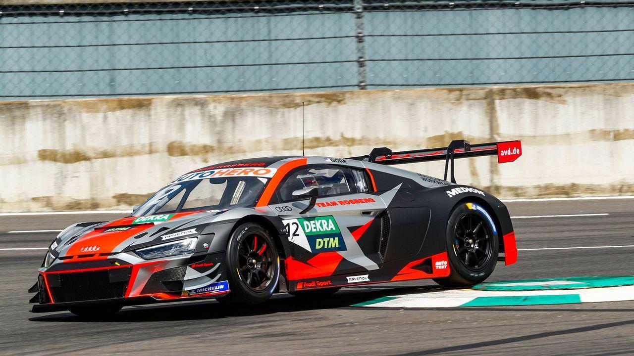 Dev Gore (Audi R8 LMS GT3/Team Rosberg) - Bildquelle: Imago Images