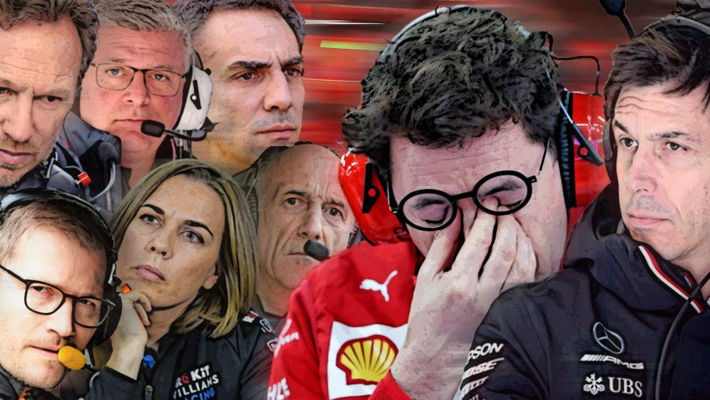 Die Teams mobilisieren sich gegen Ferrari nach den Betrugsvorwürfen. - Bildquelle: Getty
