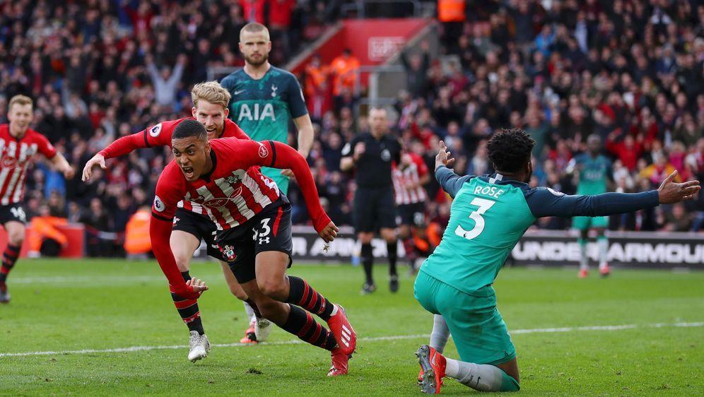 Hasenhüttl-Team schlägt Tottenham mit 2:1 - Bildquelle: 2019 Getty