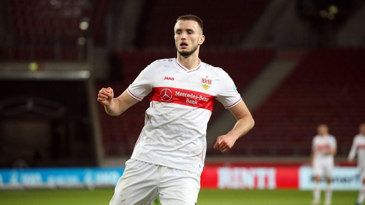 VfB Stuttgart (zwei Spieler) - Bildquelle: imago images/Sportfoto Rudel