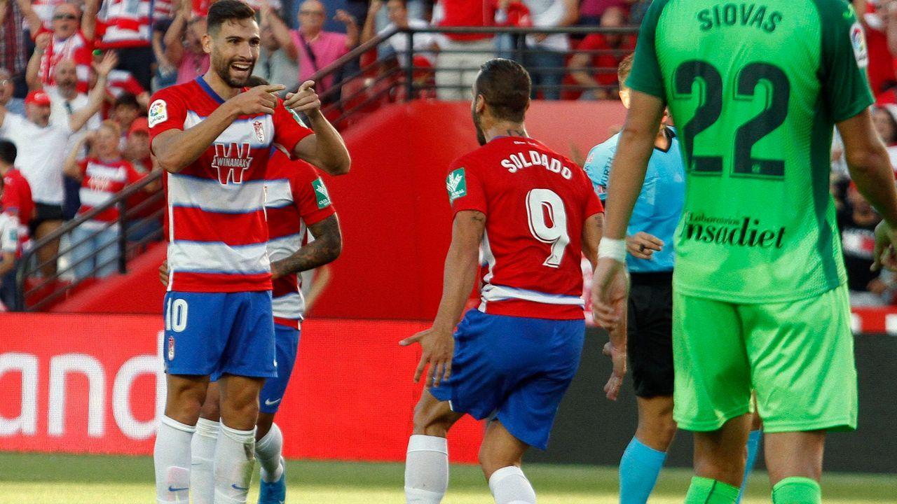 FC Granada (La Liga/Spanien) - Bildquelle: imago images/Cordon Press/Miguelez Sports