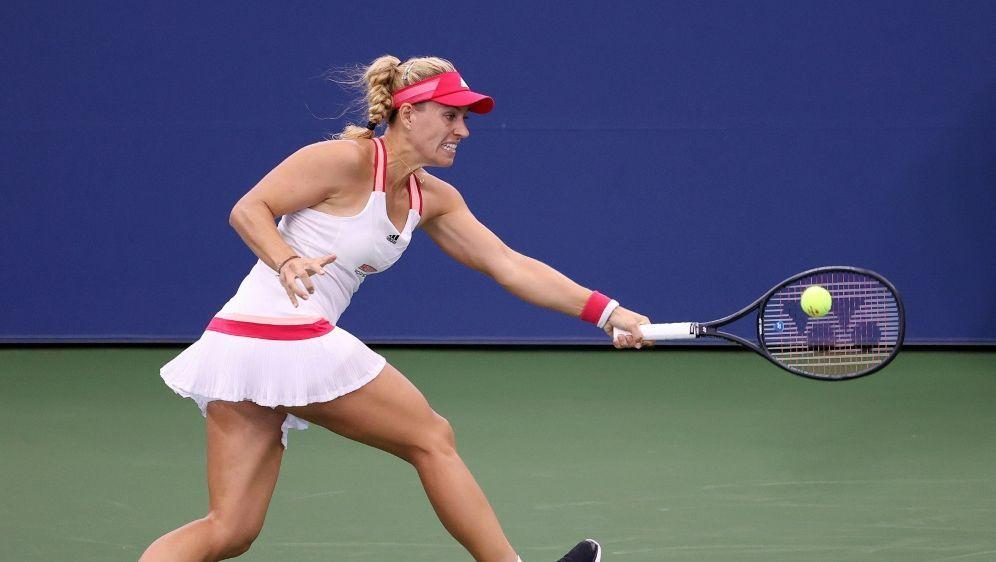 Kerber zieht bei US Open in die dritte Runde ein - Bildquelle: AFPGetty ImagesSIDAL BELLO