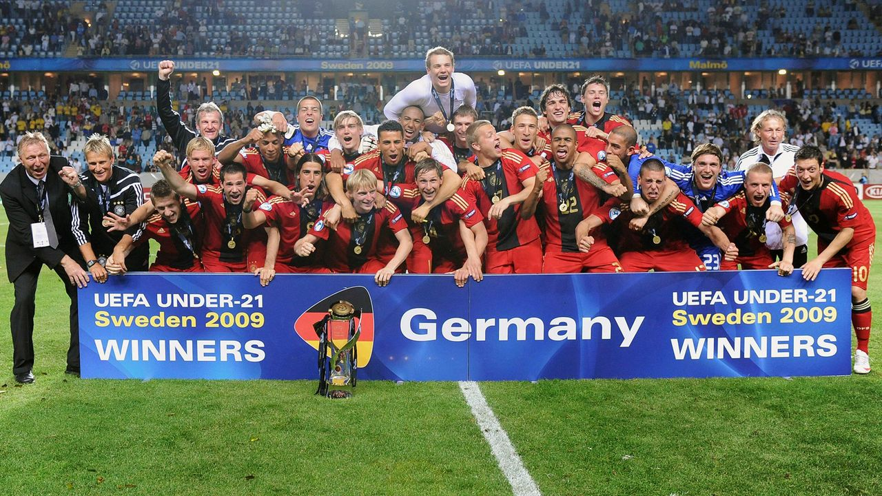 U21-Europameister 2009 - Bildquelle: imago/Ulmer