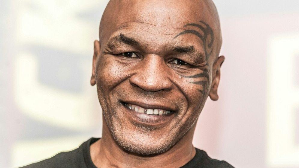 Tyson raucht im Monat Gras im Wert von 40.000 Dollar - Bildquelle: PIXATHLONPIXATHLONSID
