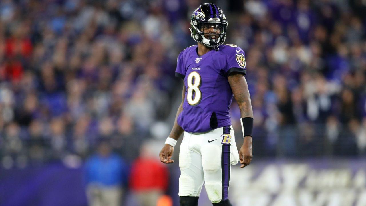 Baltimore Ravens: Lamar Jackson (Offense) - Bildquelle: getty