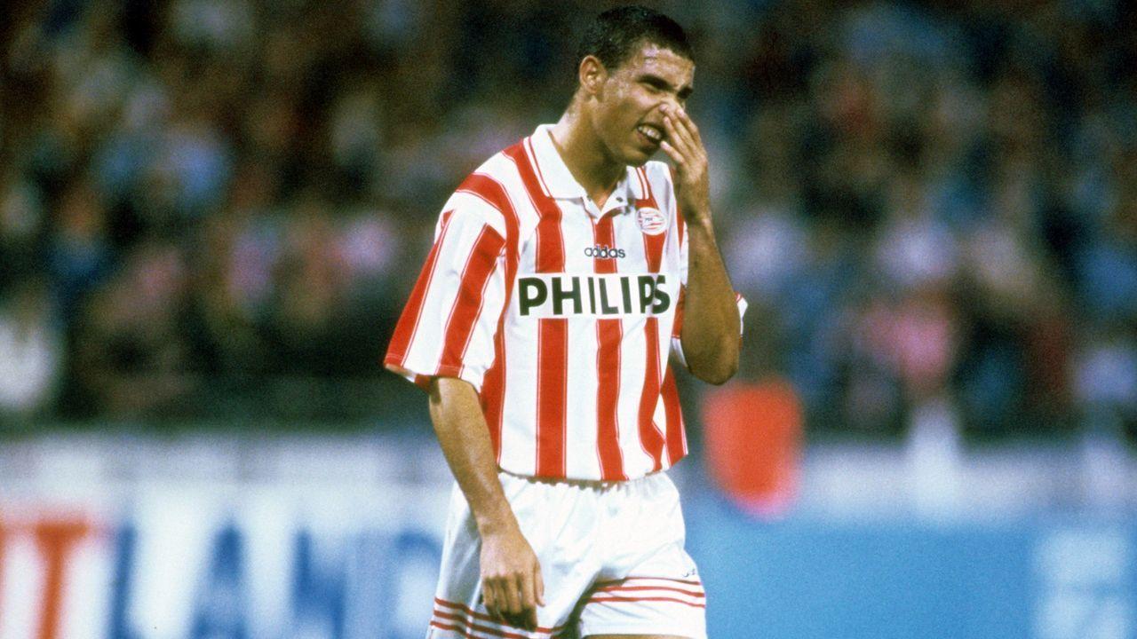Platz 1 - Ronaldo (PSV Eindhoven) - Bildquelle: imago sportfotodienst
