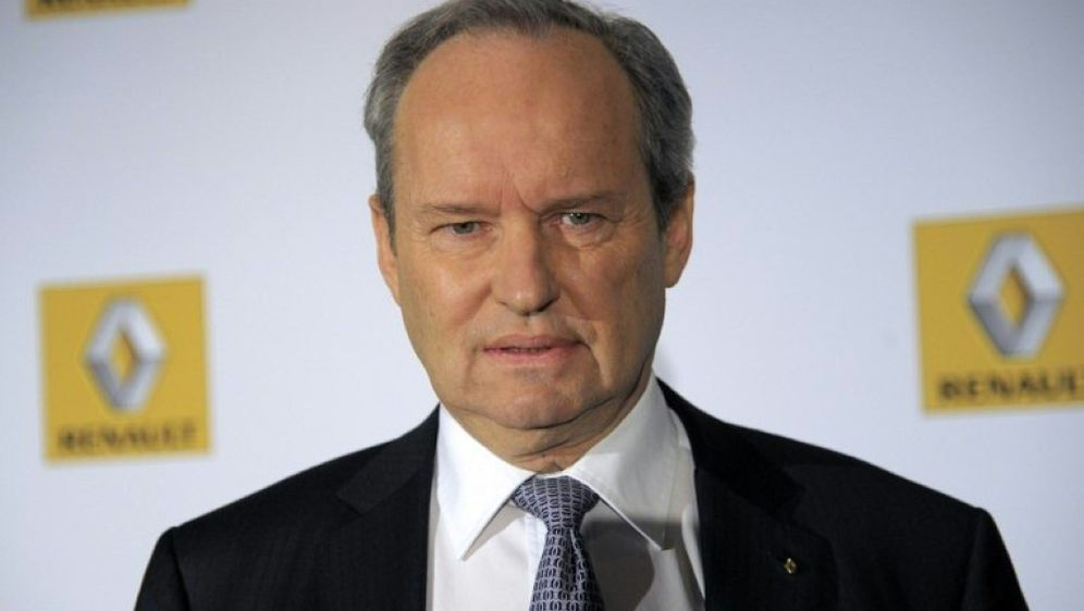 Jerome Stoll wieder Motorsportpräsident bei Renault - Bildquelle: AFPSIDBERTRAND GUAY