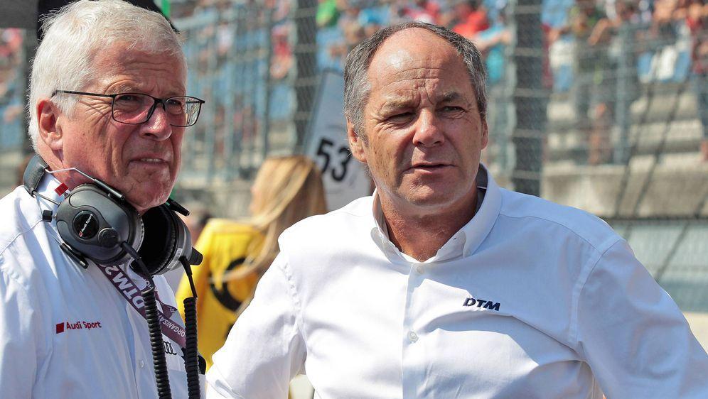 DTM-Boss Gerhard Berger zieht im exklusiven Interview mit ran.de eine Saison... - Bildquelle: Imago