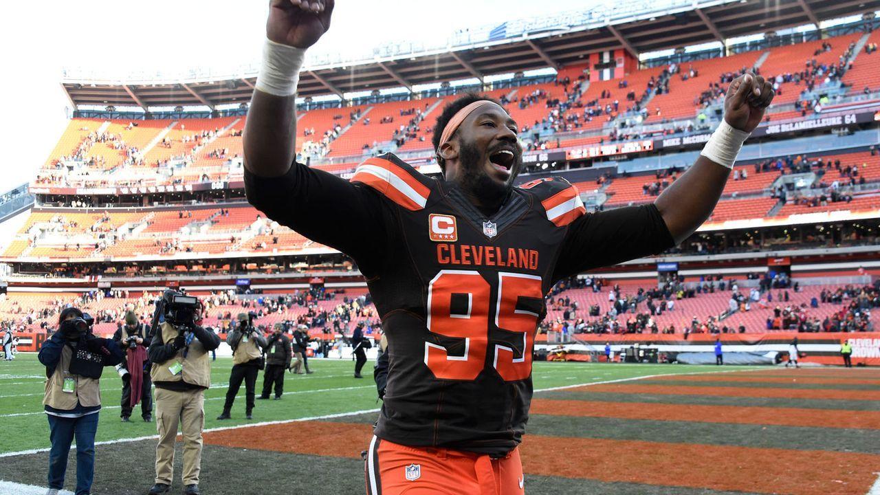 4 - Cleveland Browns - Bildquelle: 2018 Getty Images