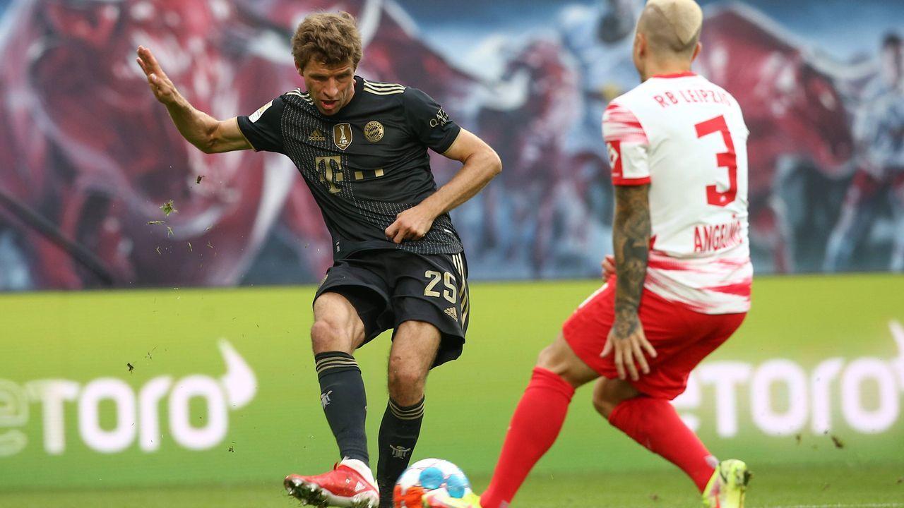 Thomas Müller (FC Bayern München) - Bildquelle: Imago