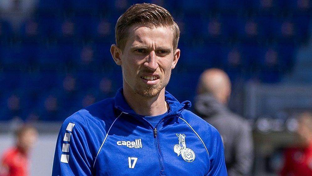 Arne Sicker wechselt zum SV Sandhausen - Bildquelle: FIROFIROSID