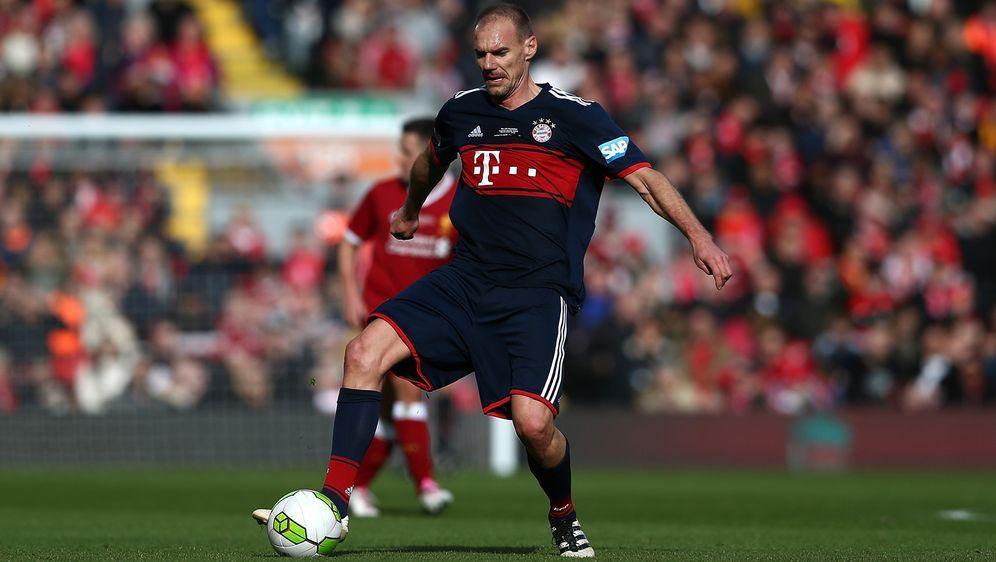 Alexander Zickler ist aktuell Co-Trainer bei Borussia Mönchengladbach, spiel... - Bildquelle: 2018 Getty Images