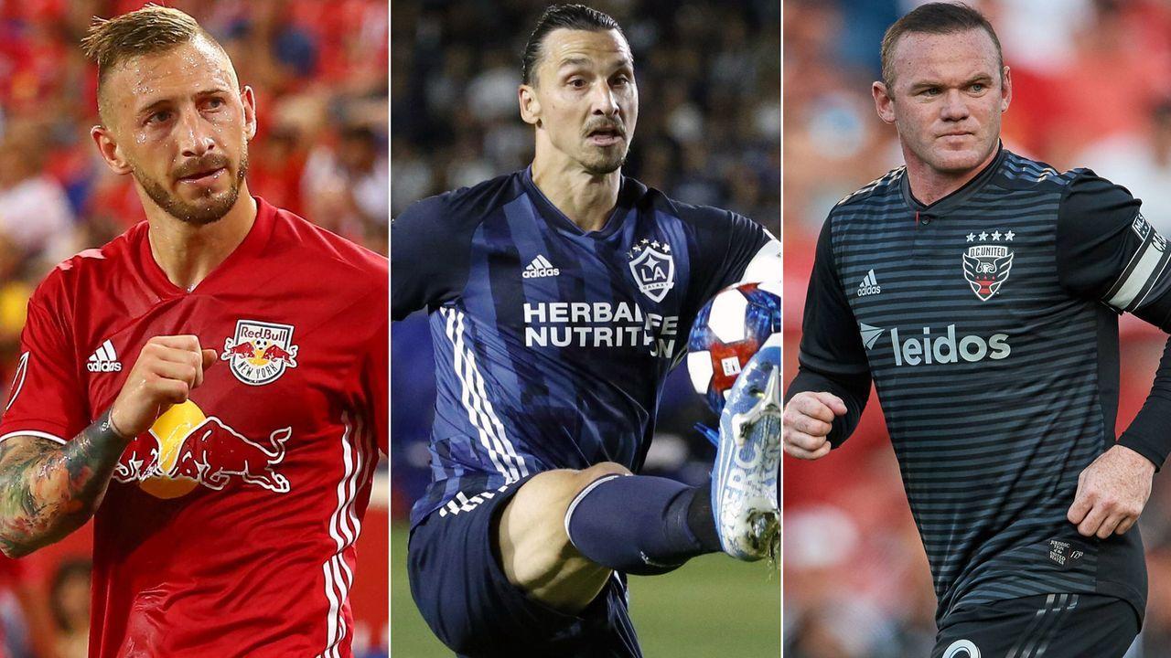 MLS-Playoffs: Diese Teams und Stars kämpfen um den Titel 2019 - Bildquelle: Imago