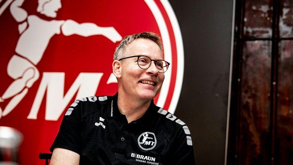 Melsungen verlängert mit Trainer Gudmundsson - Bildquelle: ALIBEK KAESLERALIBEK KAESLERALIBEK KAESLER