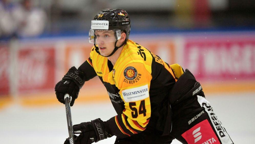 Lean Bergmann schafft auf Anhieb den Sprung in die NHL - Bildquelle: PIXATHLONPIXATHLONSID