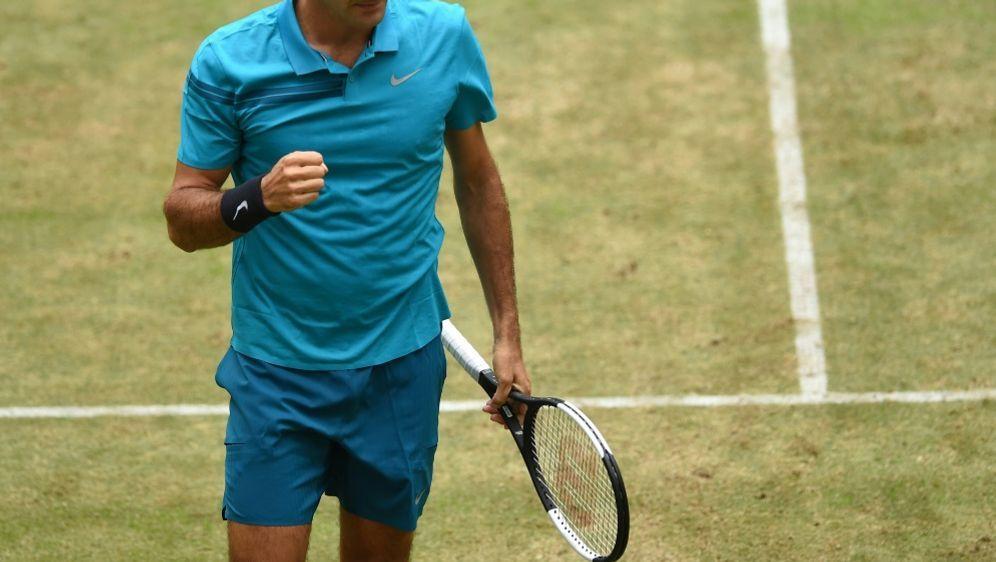 Federer hofft auf ein Fortbestehen des Turniers in Halle - Bildquelle: AFPSIDCARMEN JASPERSEN