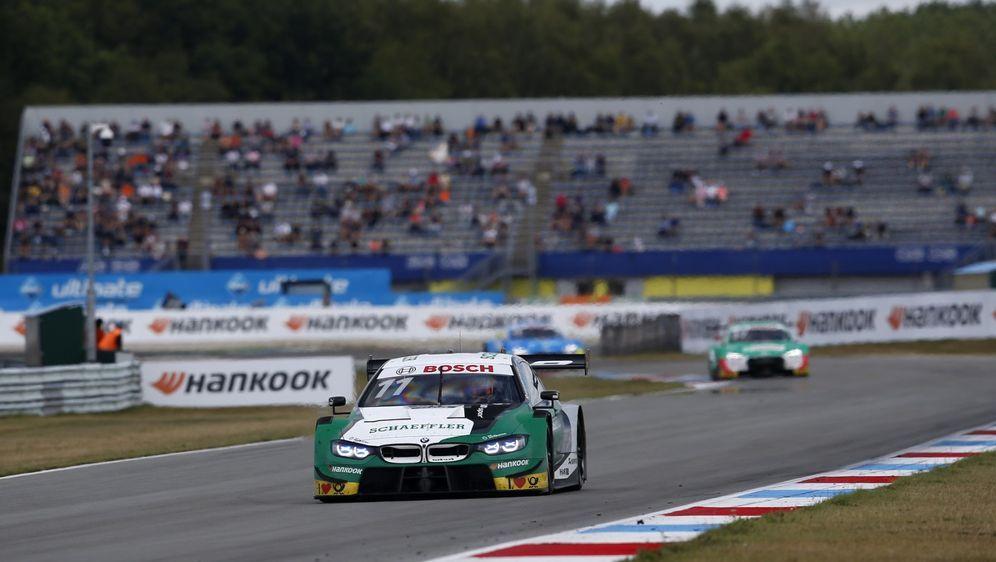 Beim Rennen Anfang September in Assen will die DTM erstmals in dieser Saison... - Bildquelle: Motorsport Images