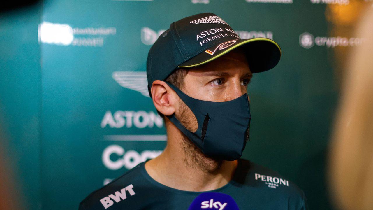 Das sagt Vettel - Bildquelle: imago images/Motorsport Images