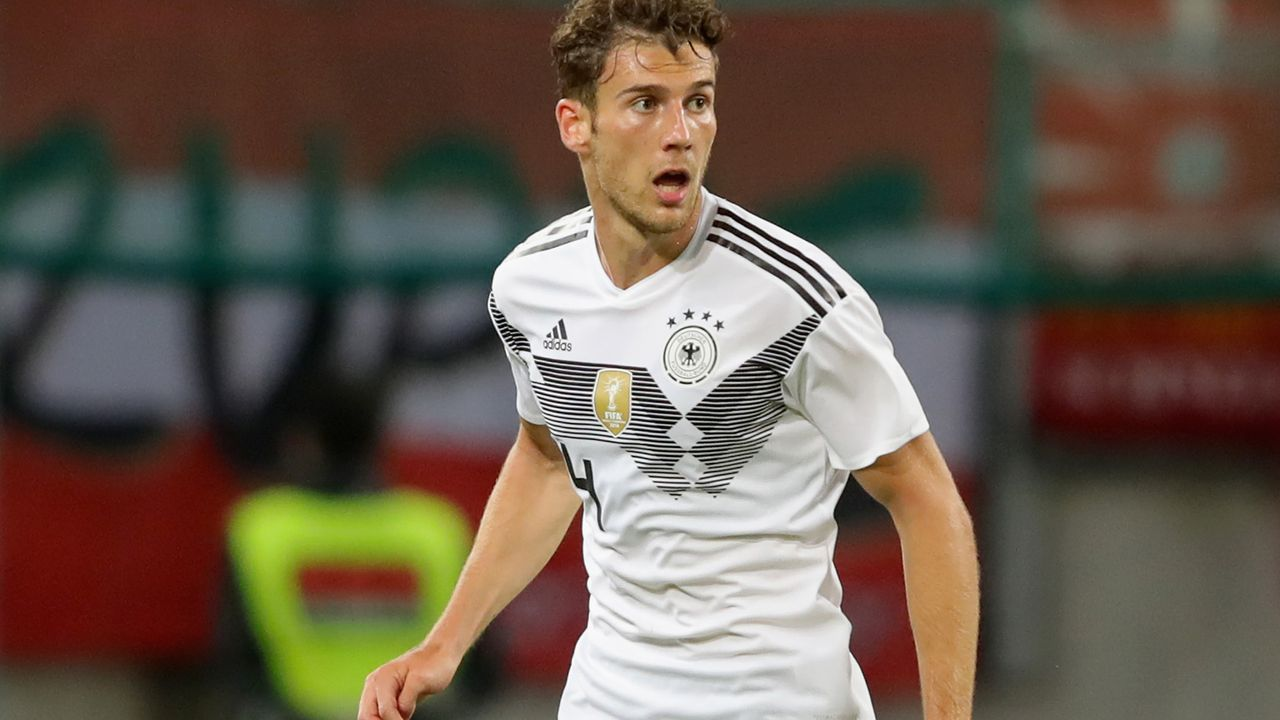 Leon Goretzka - Bildquelle: Getty