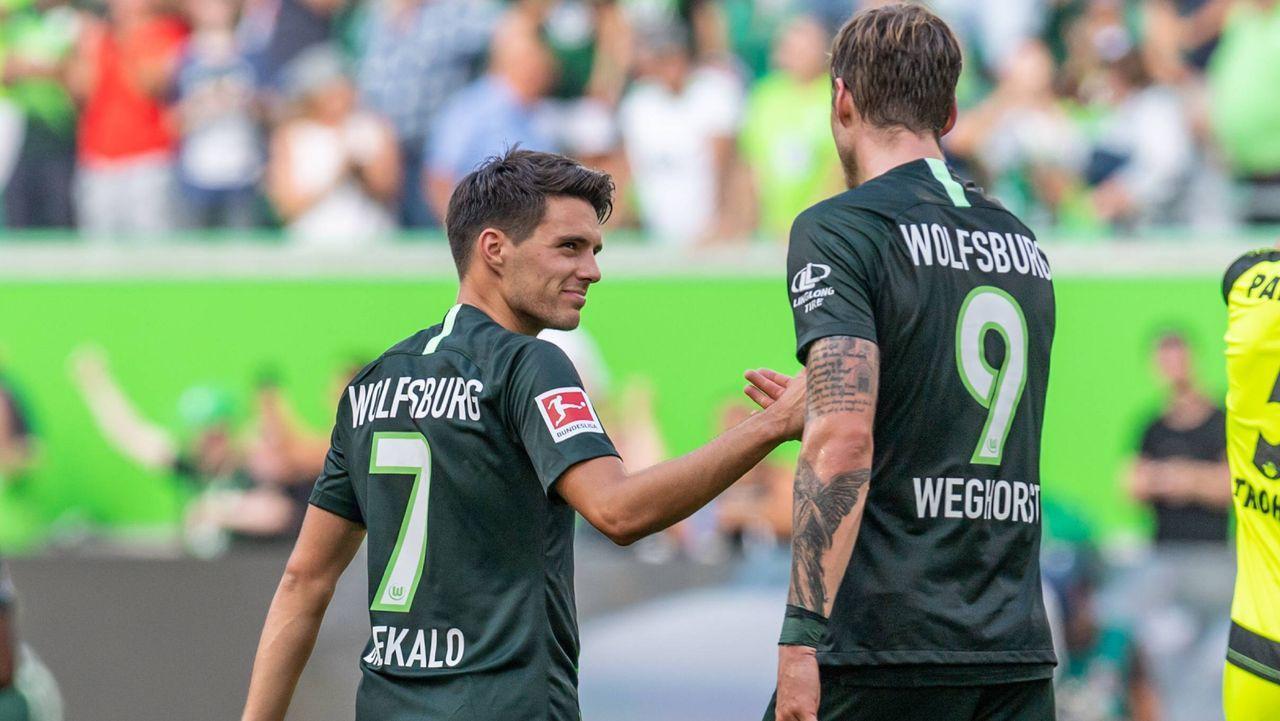 6. Platz: VfL Wolfsburg - Bildquelle: imago