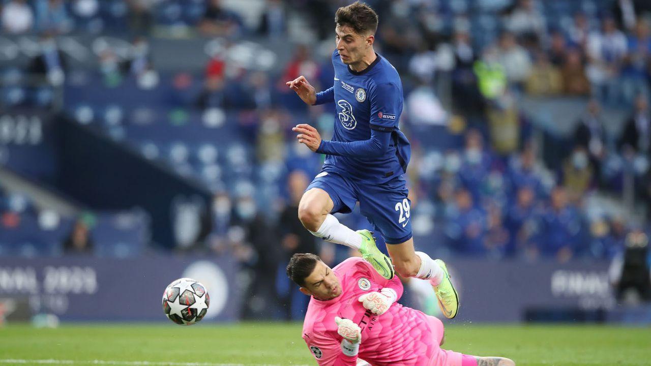 Kai Havertz (FC Chelsea) - Bildquelle: 2021 Getty Images