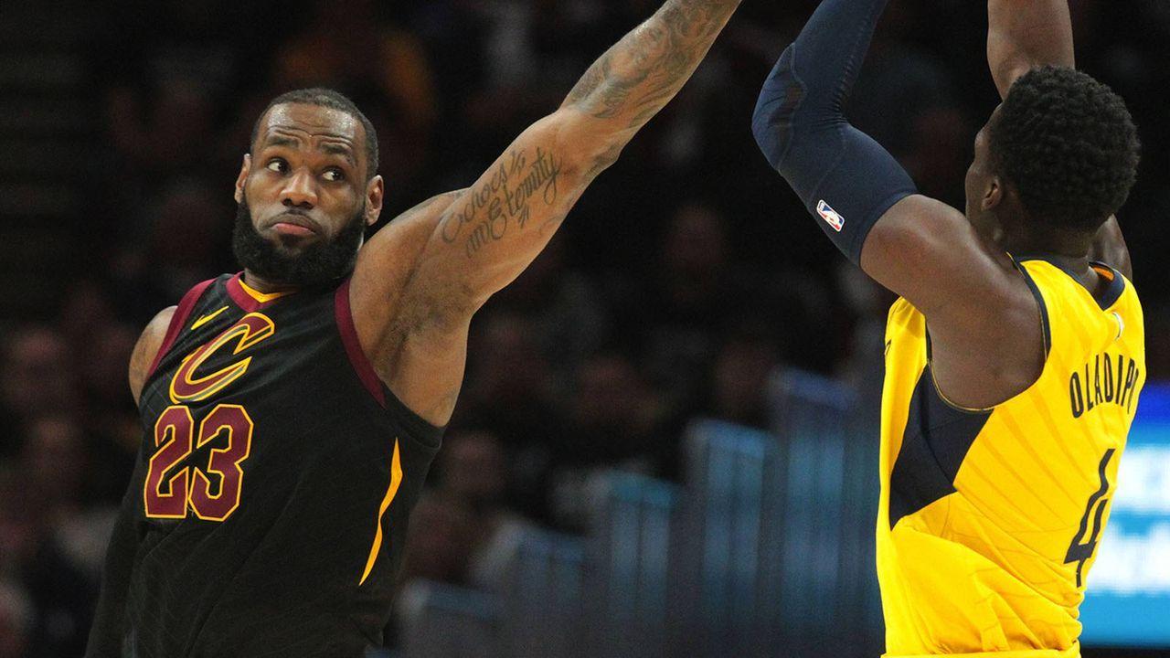 Cleveland Cavaliers  - Bildquelle: imago/ZUMA Press
