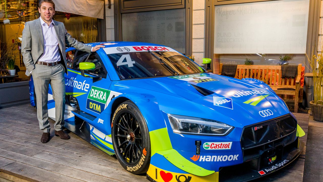 Robin Frijns (Audi)  - Bildquelle: Audi Communications Motorsport / Ralf Lienert