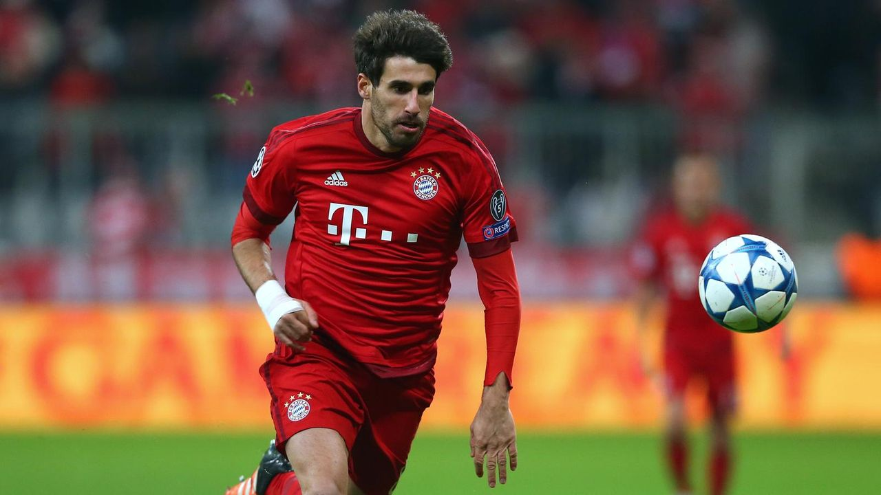 Javi Martinez - Bildquelle: 2015 Getty Images