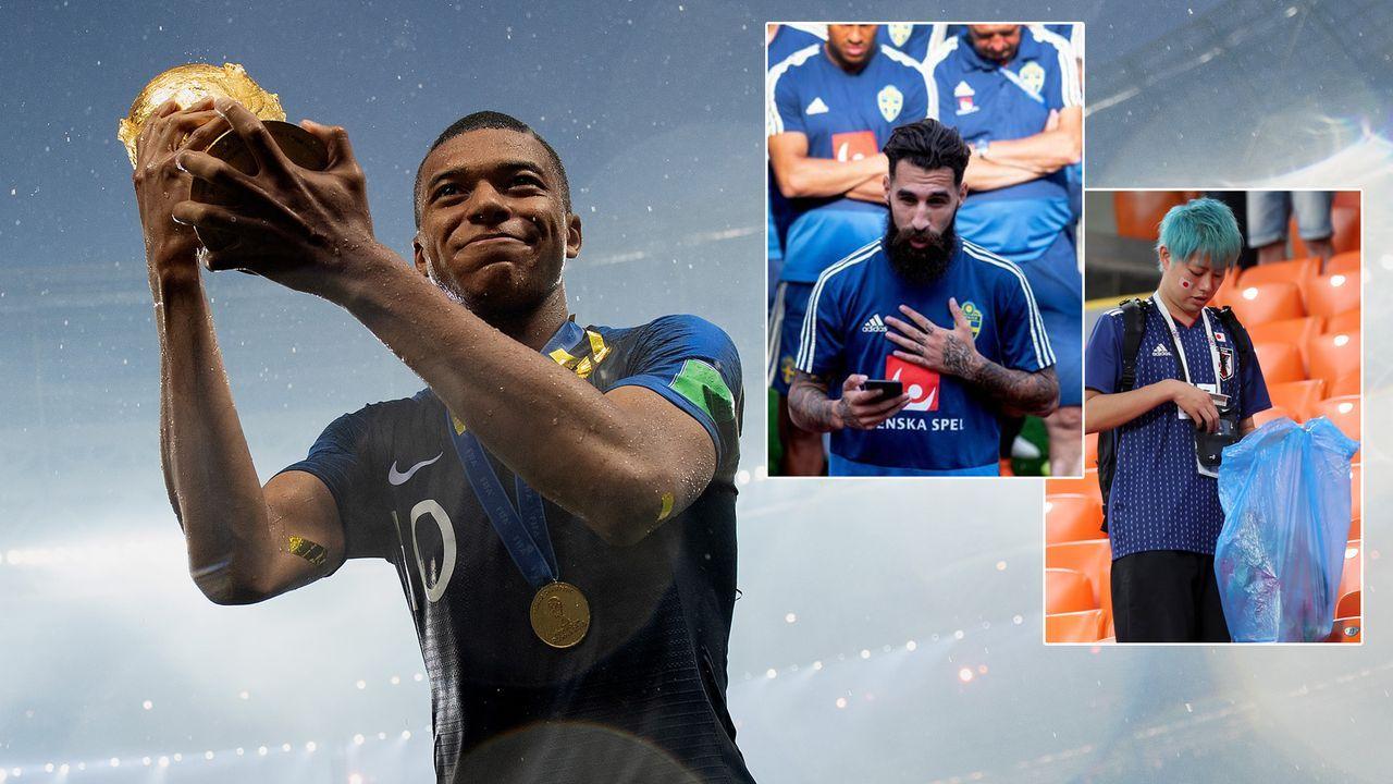 Die emotionalsten Momente der WM 2018 - Bildquelle: 2018 Getty Images