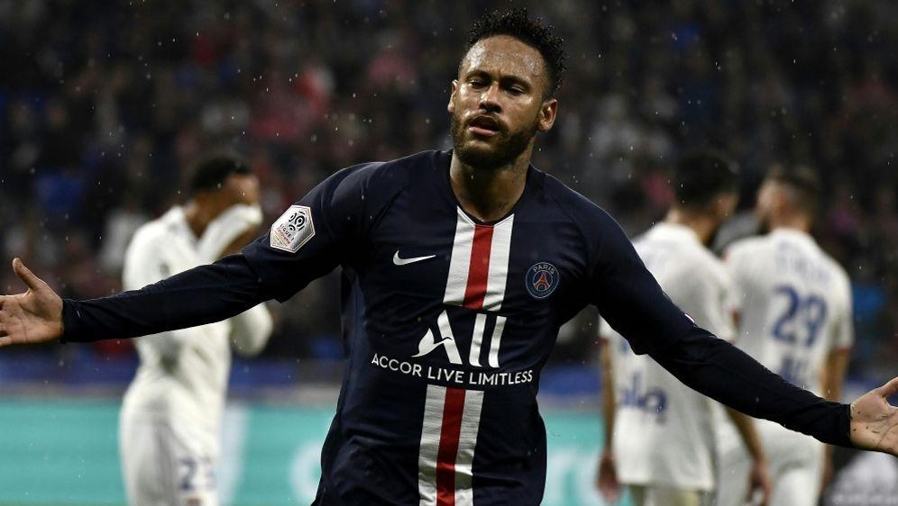 Neymar traf für Paris erneut zum 1:0-Sieg - Bildquelle: AFPSIDJEFF PACHOUD