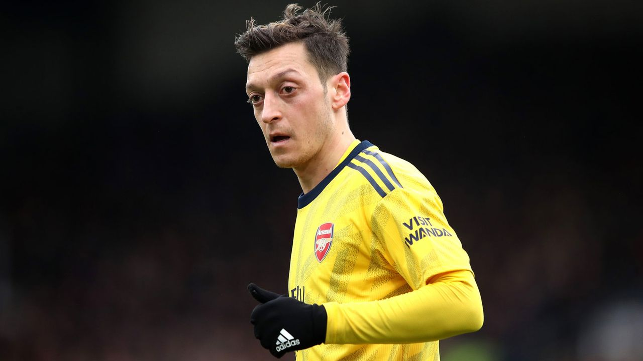 Mesut Özil (32) - Bildquelle: Getty Images