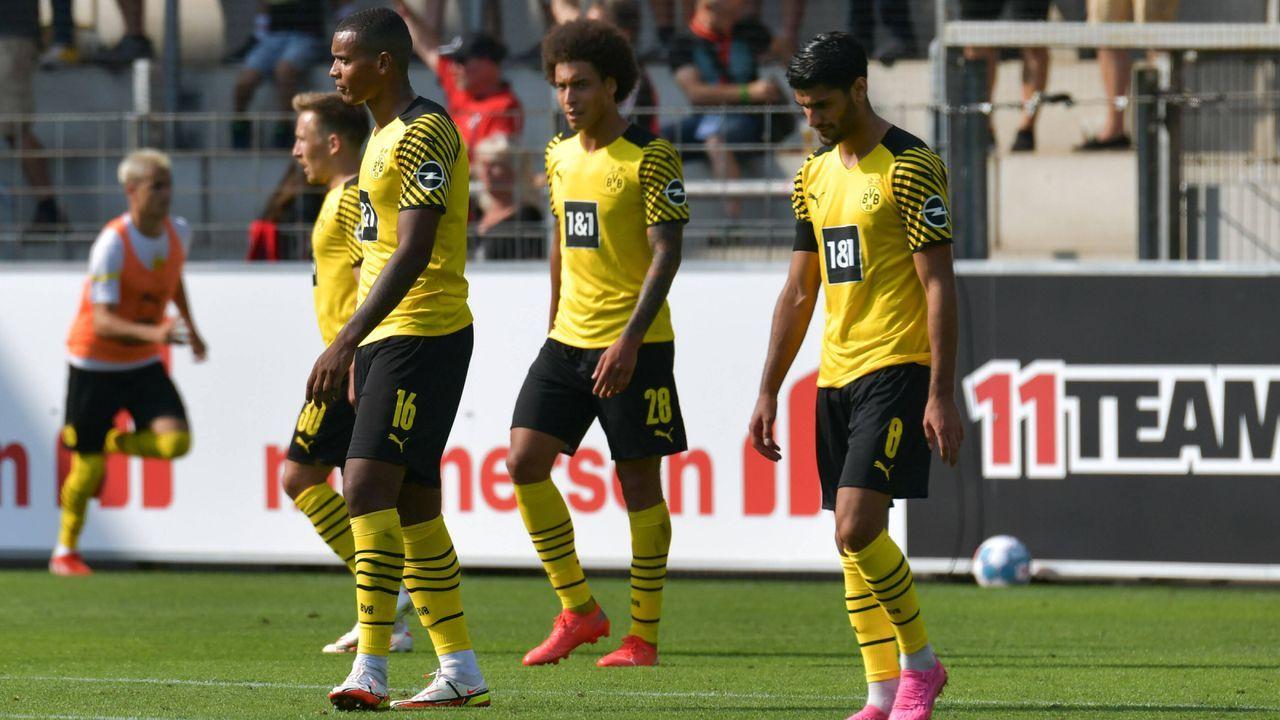 Verlierer: Die Euphorie bei Borussia Dortmund - Bildquelle: Imago