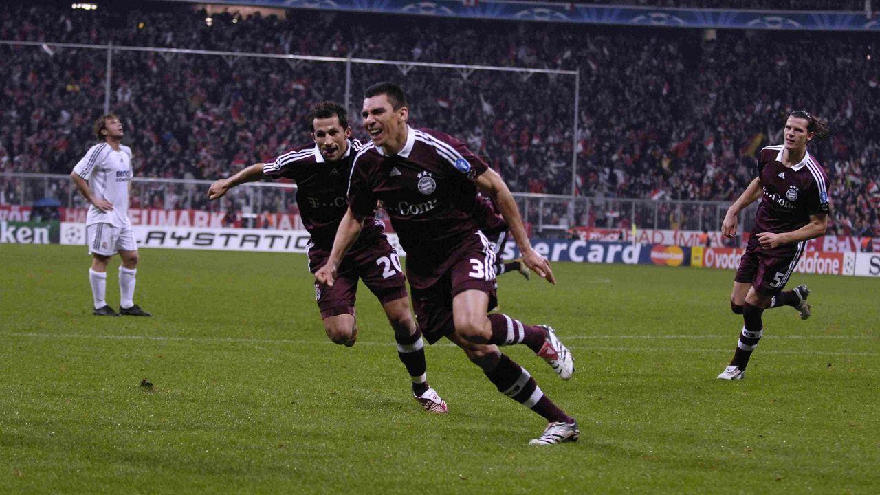 2006/2007: Real Madrid gegen FC Bayern (Achtelfinale)  - Bildquelle: imago